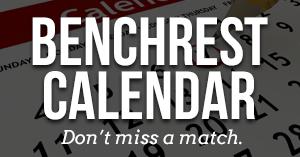 benchrest calendar